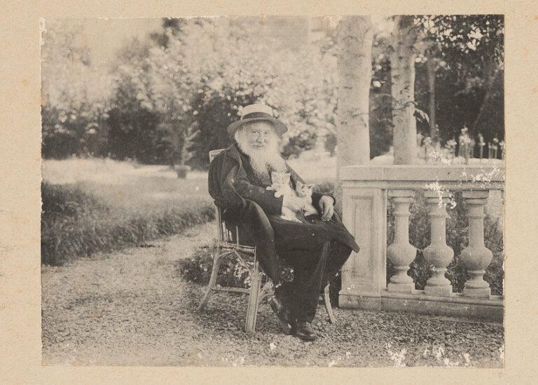 Portrait d'Armand Teillard. vers 1860.
