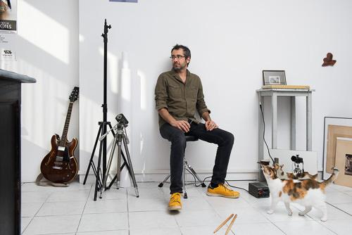 autoportrait Benoit Gendron